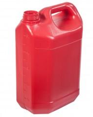Bombona de 5 litros – Vermelha